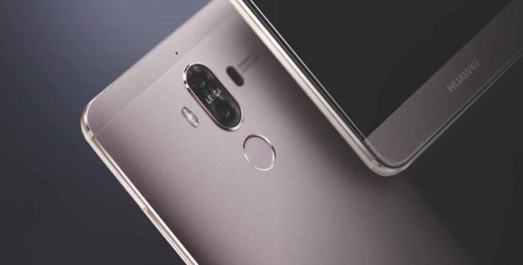 Huawei Mate 9 announced