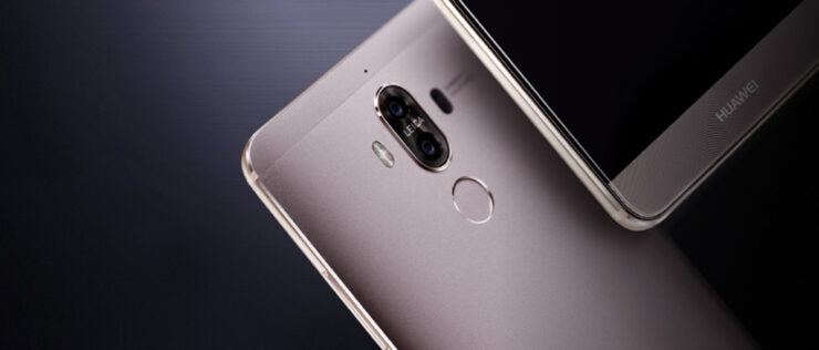 Huawei Mate 9 Pro announced
