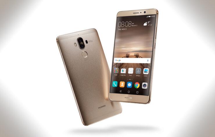 Huawei Mate 9 entering United States