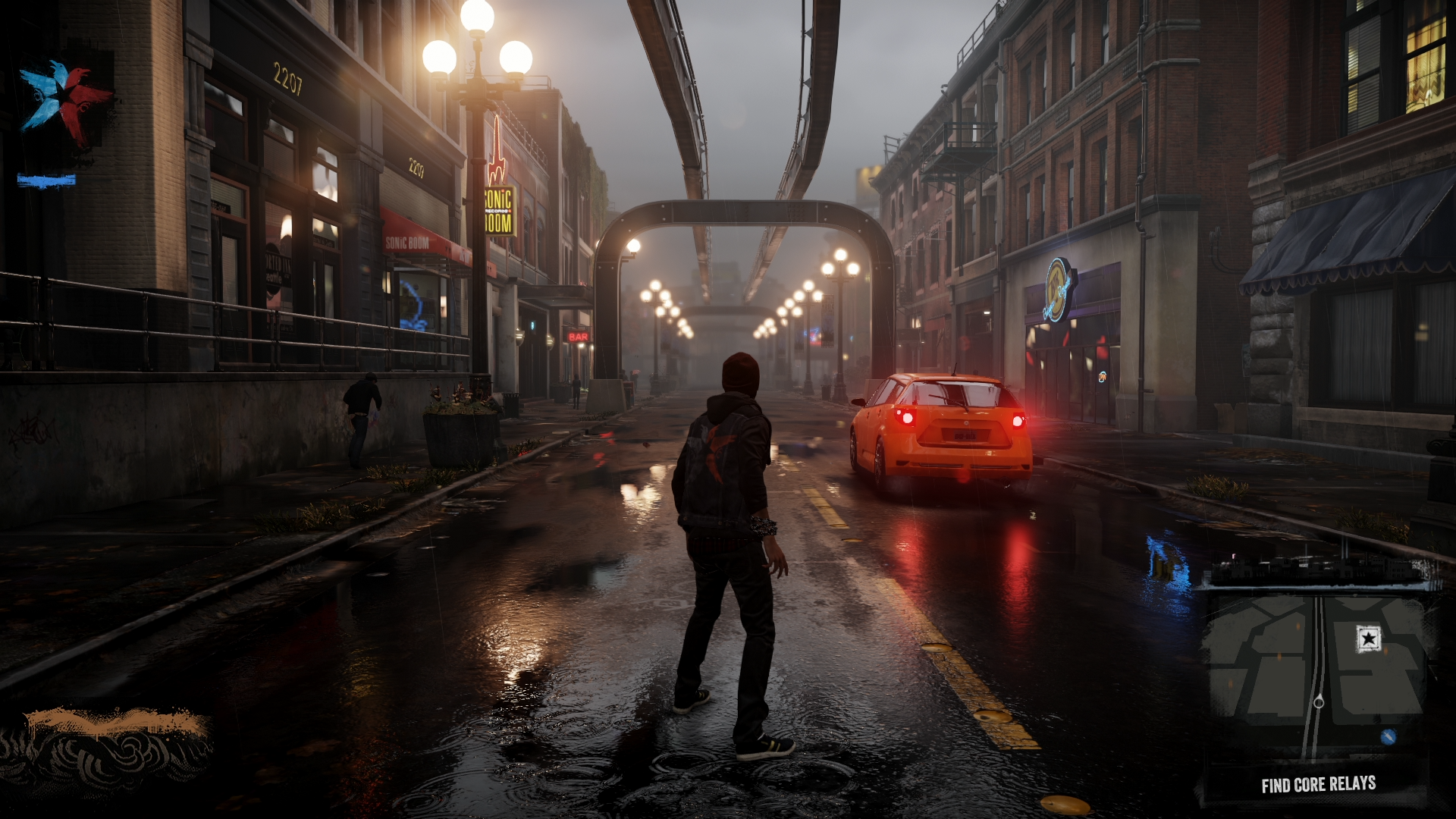 download infamous second son pc