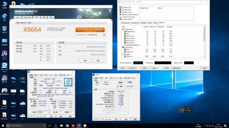 Intel Core i7-7700K Benchmarks Leaked - Top Kaby Lake in Action