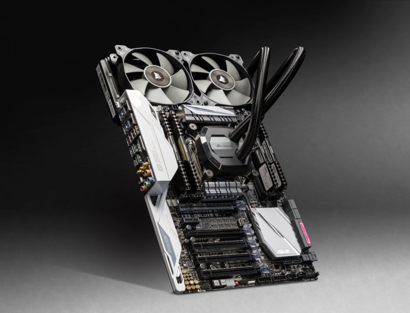 Intel X299 Chipset Motherboard