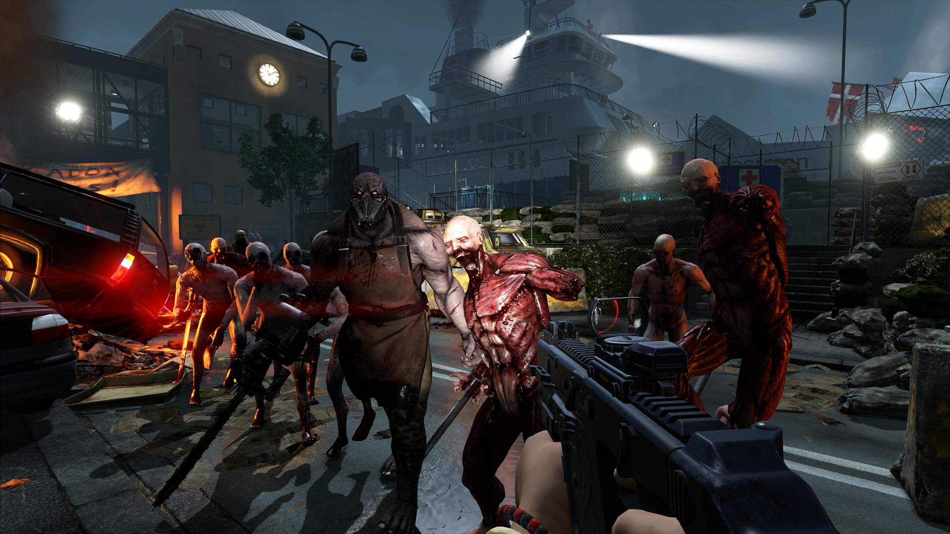 Killing floor 2 review zombie killing never looked so good for Floor 2 swordburst 2