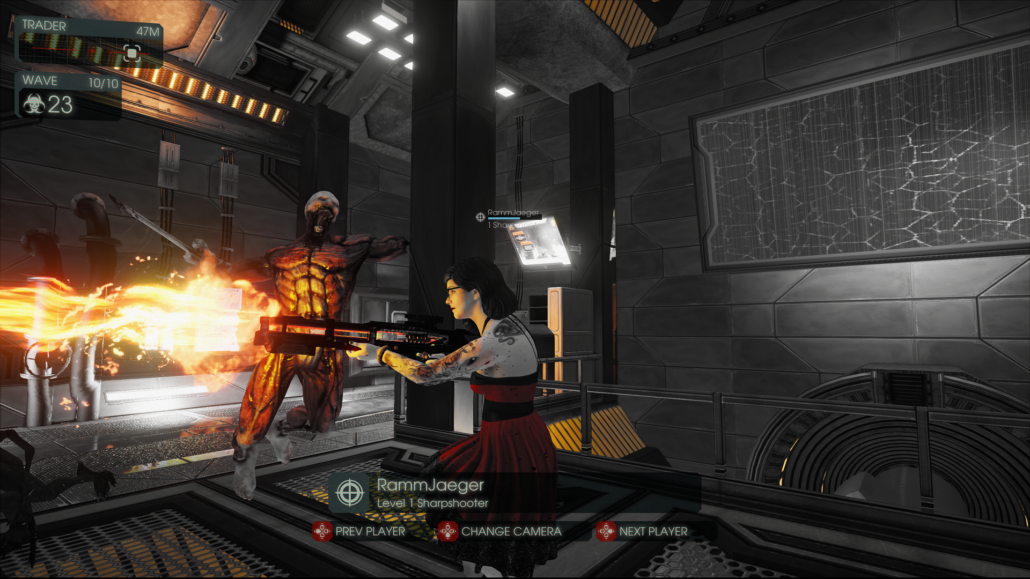 Killing Floor 2 Sideswipe
