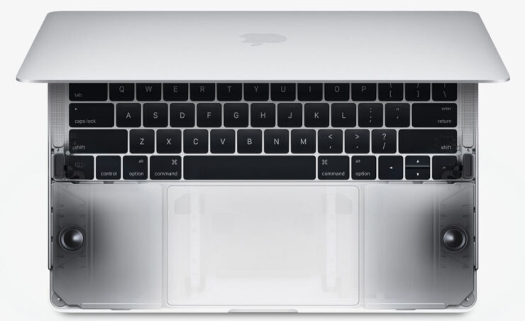 MacBook Pro no optical audio output