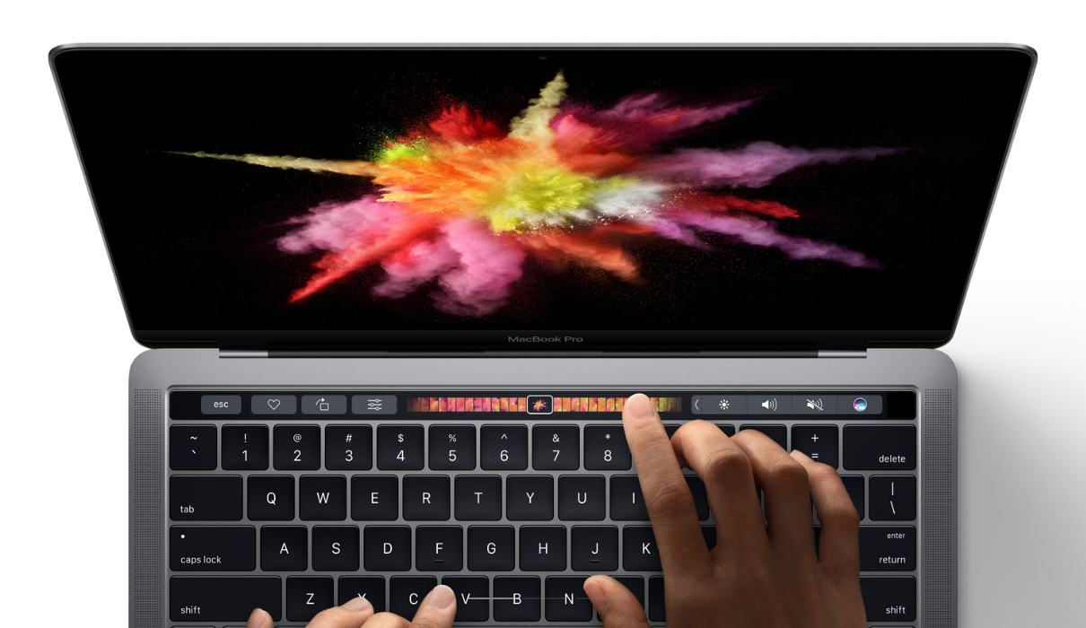 Samsung OLED Touch Bar