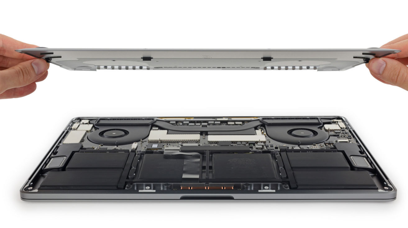 MacBook Pro teardown (2)