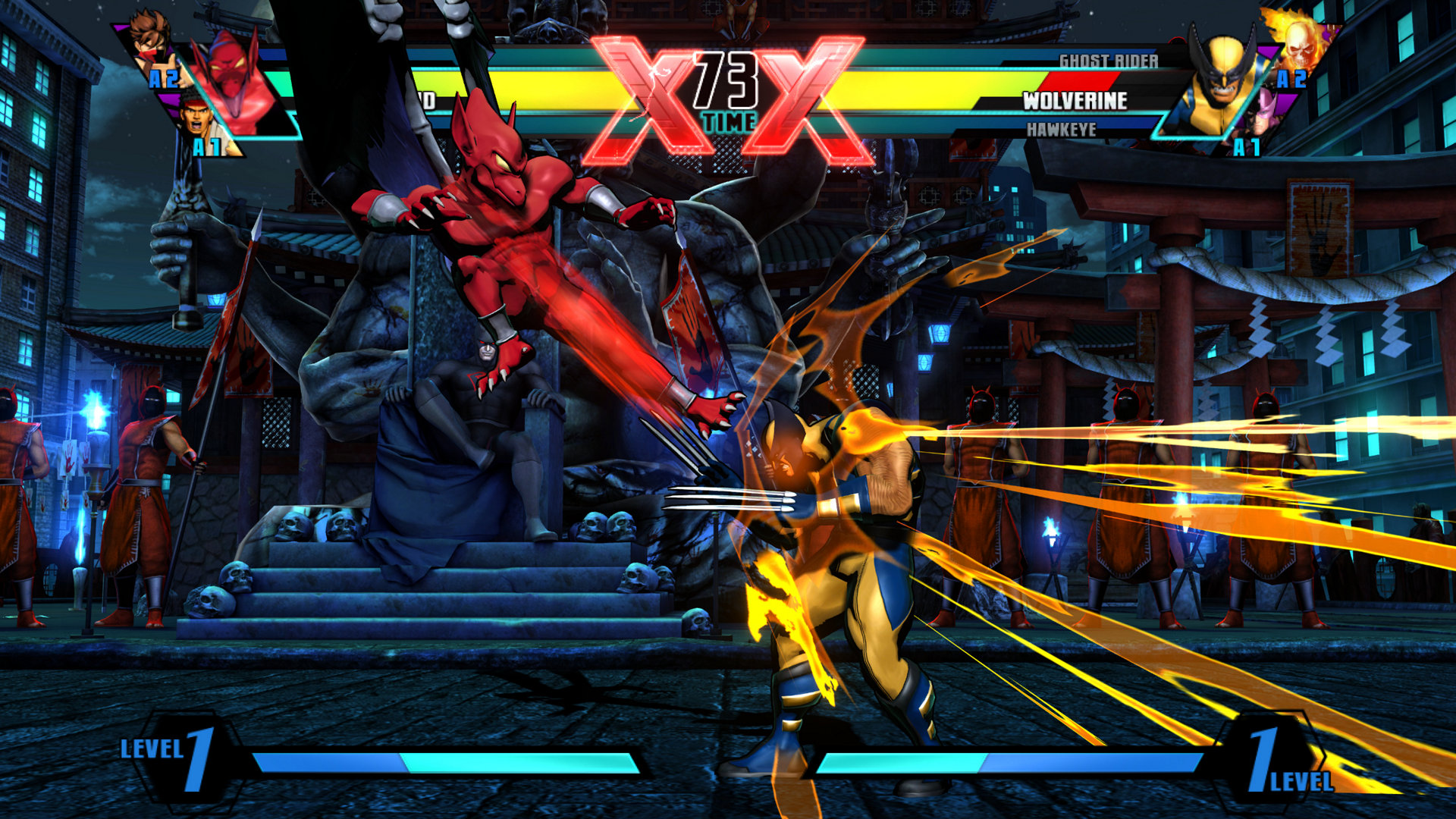 Marvel vs. Capcom 4 Leaked Logo Is Not Real; Might Be A ... Maximum Carnage Game