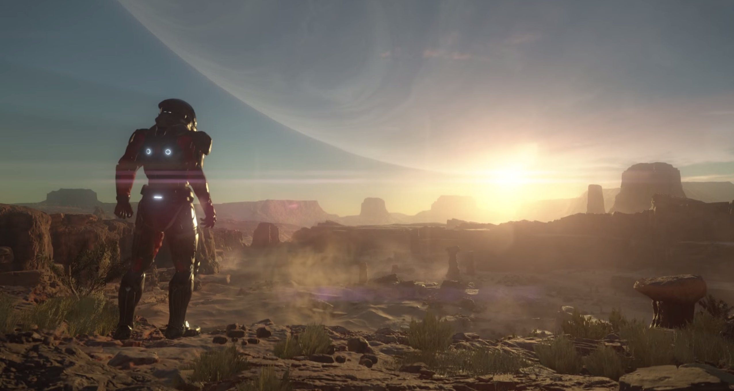 Mass Effect Andromeda 1920x1080: Mass Effect Andromeda Gets New Cinematic Trailer