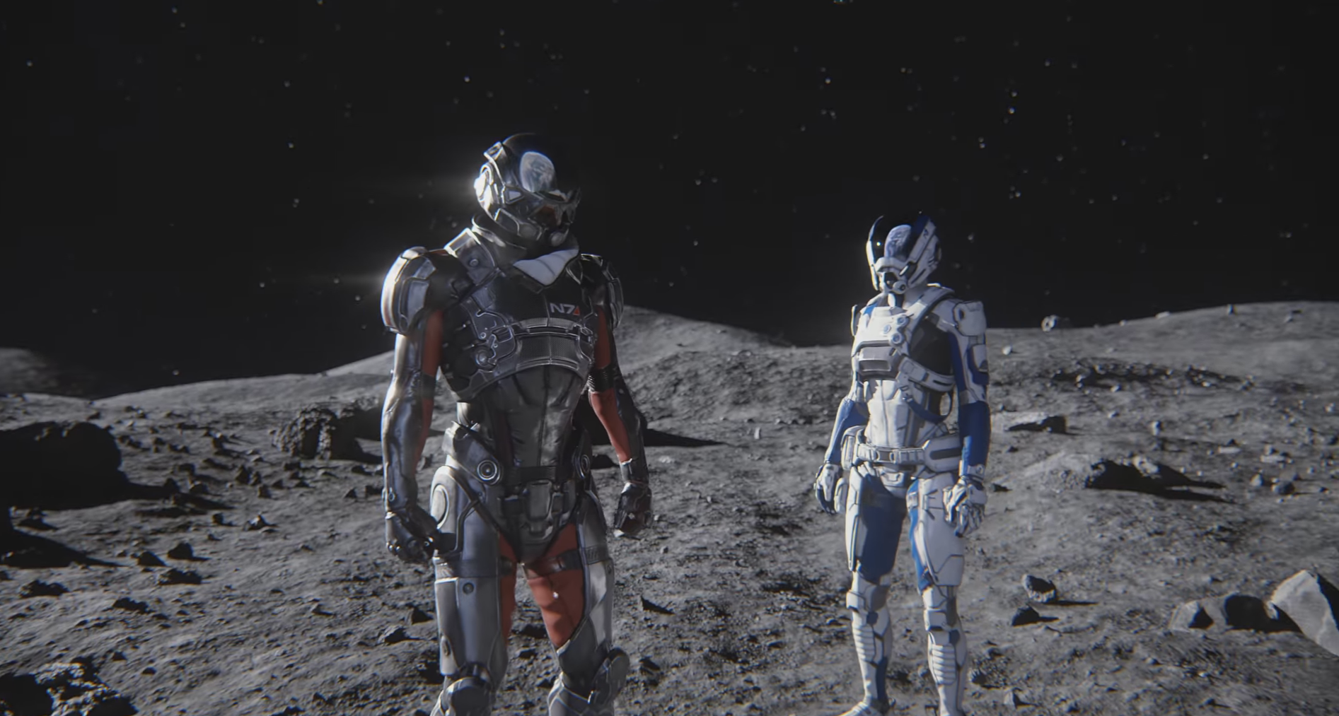dating mass effect Mass effect andromeda won't include all of the familiar races from the milky way - we've known that for quite some time but bioware has been coy about the.