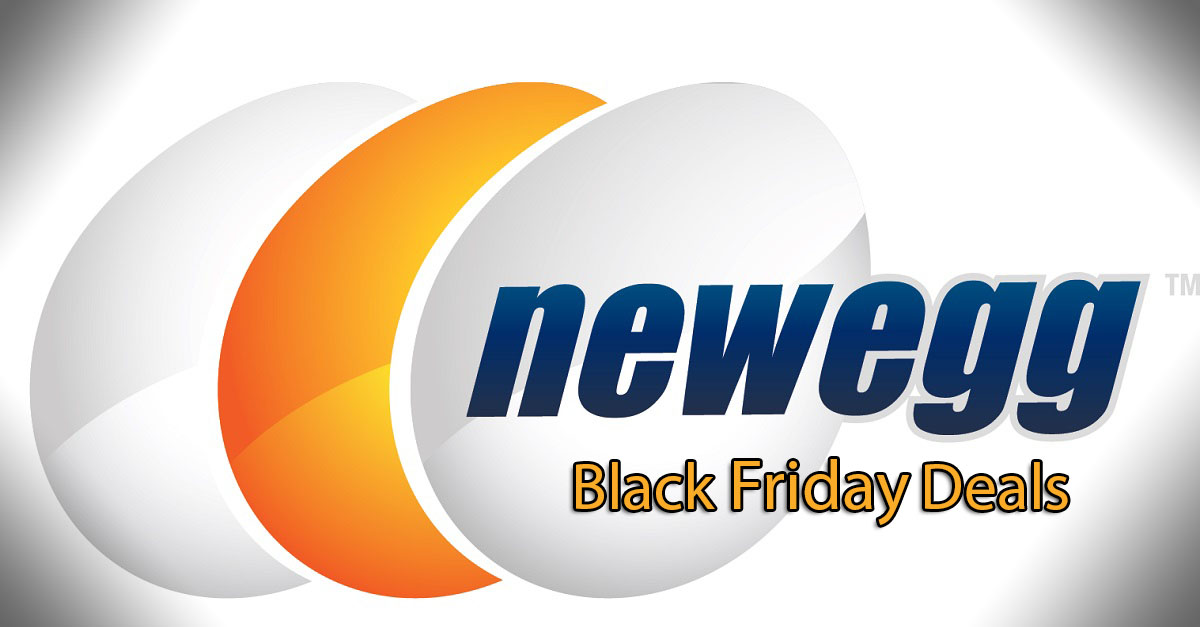 Newegg Black Friday Deals Bring A Ton Of Discounts To Computer Hardware