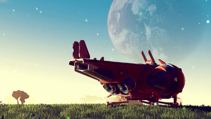 No Man's Sky tease switch murray small