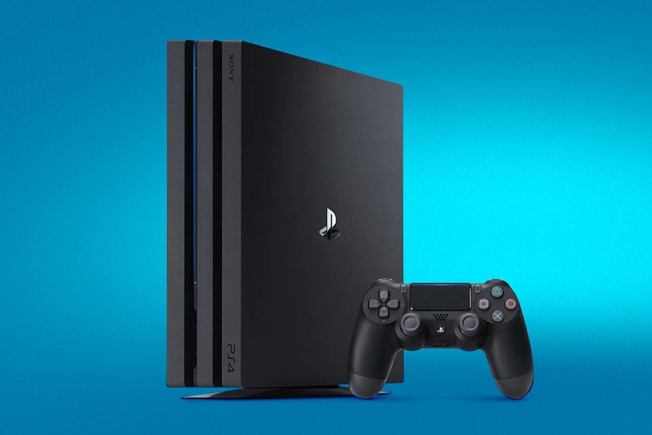 PlayStation 4 Pro Gets...