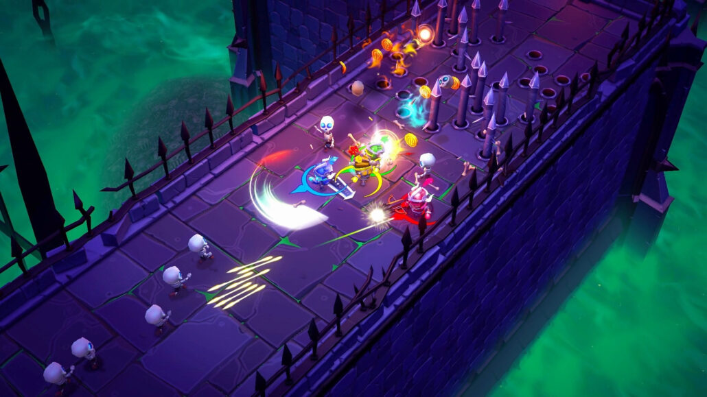 Super Dungeon Bros Review - Not so 'Super' after All