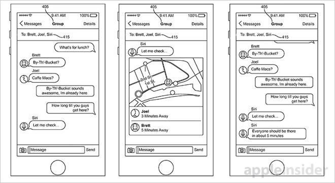 Siri patent 1