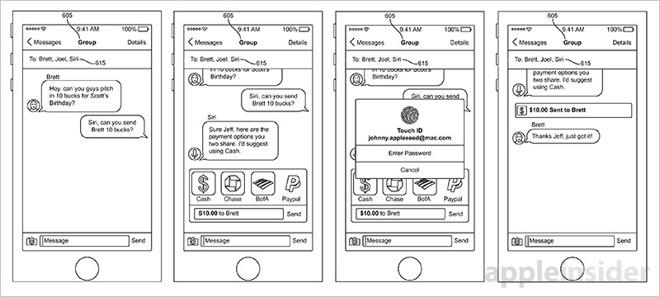 Siri patent 3