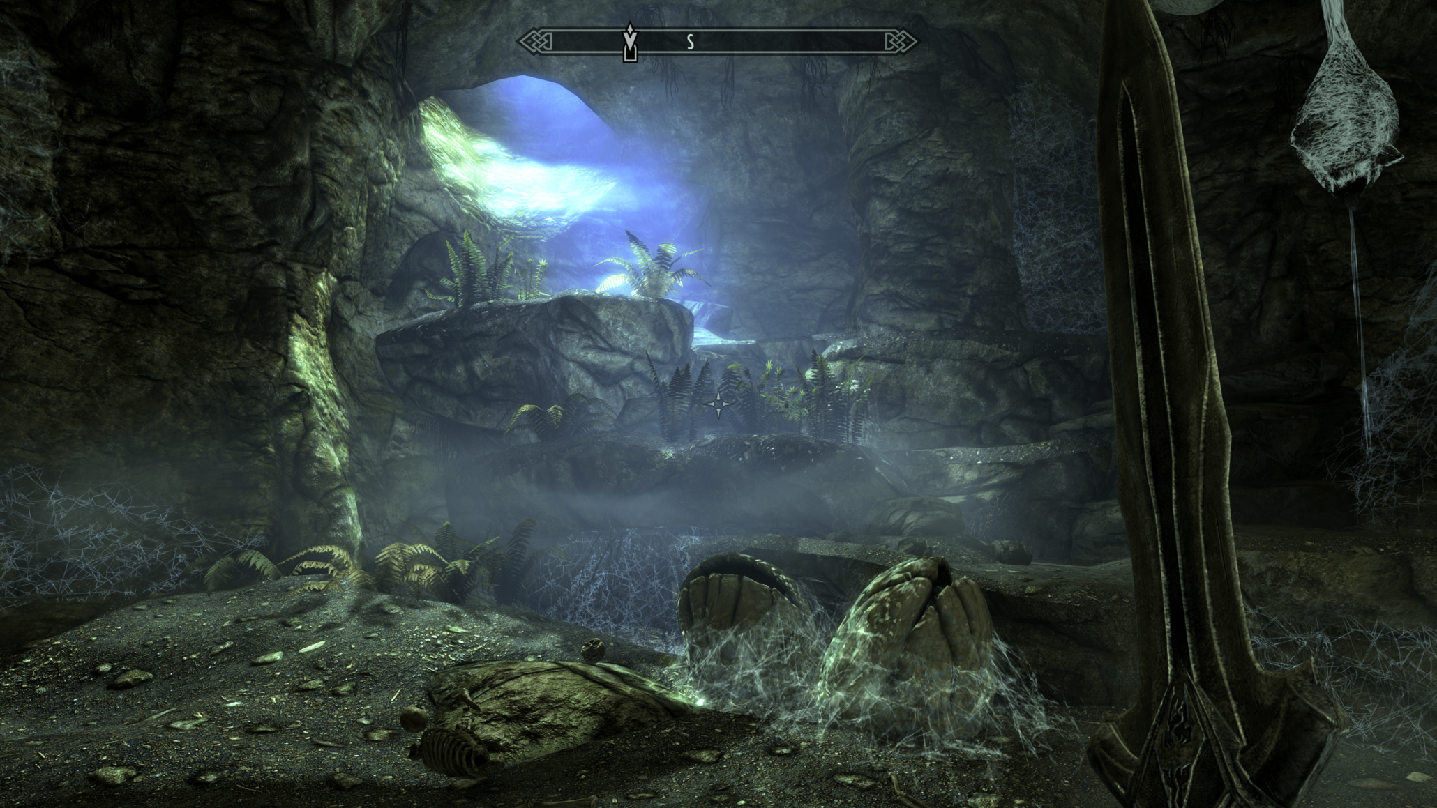 Take a Look at These Skyrim Special Edition 4K PS4 Pro Uncompressed