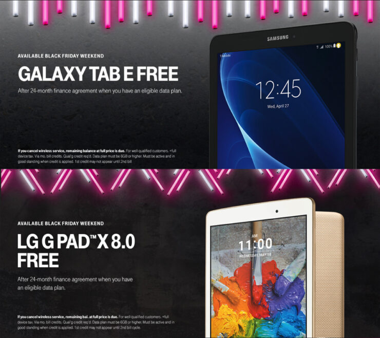 Here 39 s your early look at t mobile 2016 black friday deals - Black friday mobel ...