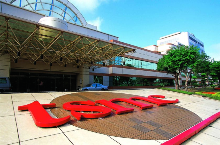 TSMC record profits Apple A10 Fusion orders