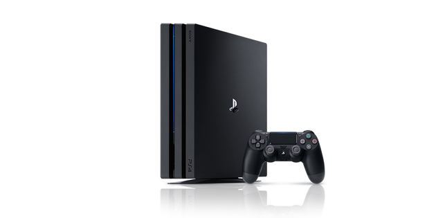 The PlayStation 4 Pro Giveaway