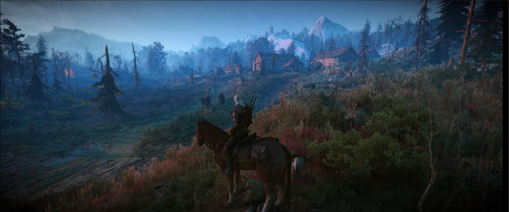 The Witcher 3 Nintendo Switch Has Been Developed In 12