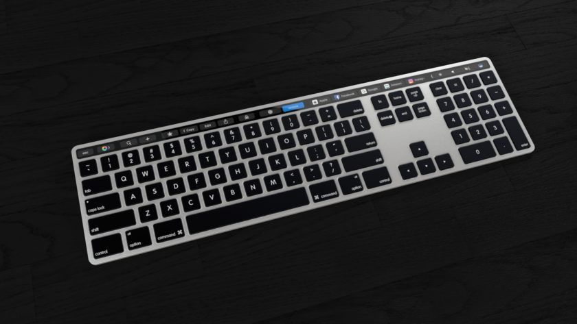 Touch Bar Keyboard 3