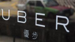 Uber china