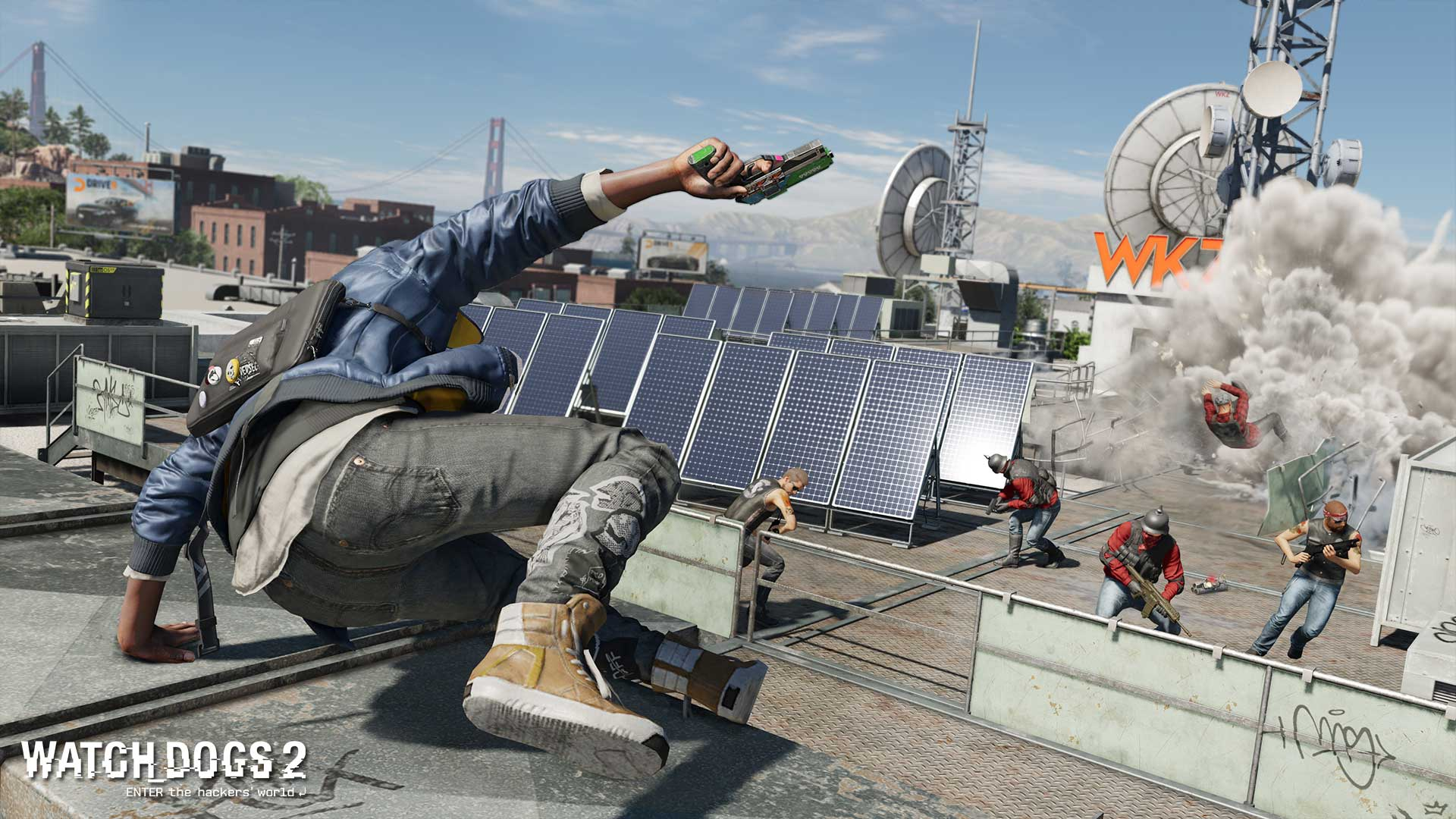 Watch Dogs 2 Graphics Options Revealed