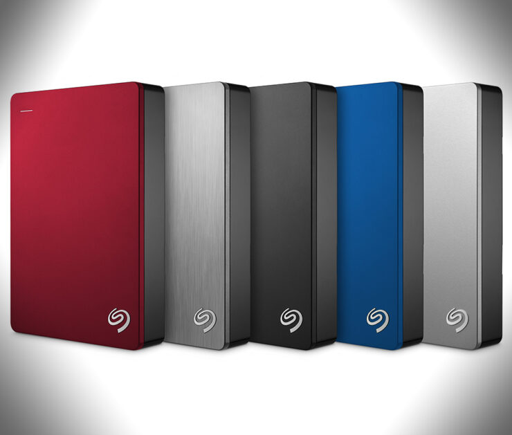 Seagate 5TB external hard drive official