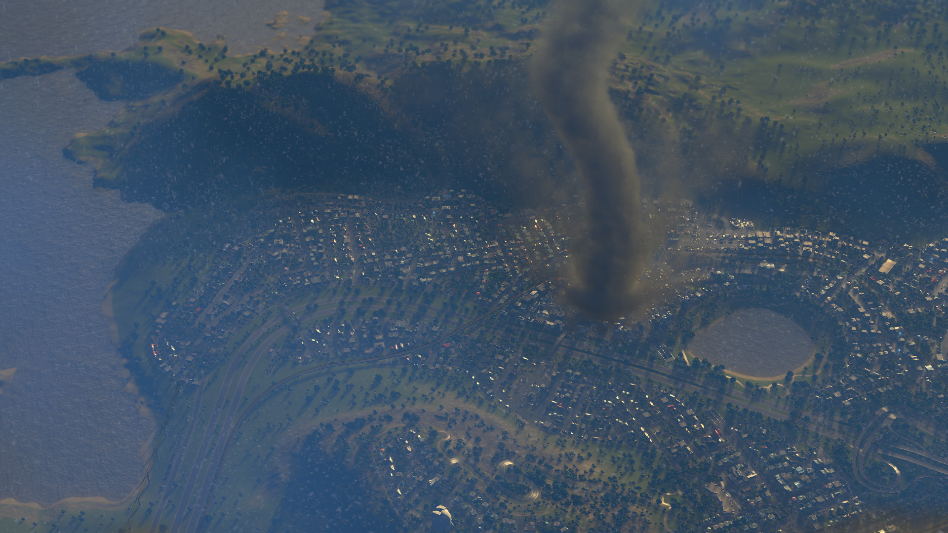 Cities Skylines Just Build A City