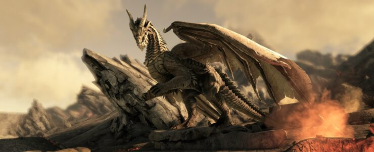 dark_and_light_scaled_dragon