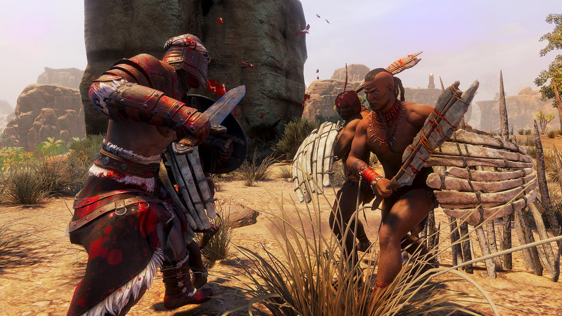 Conan Exiles to Use NVIDIA Ansel Tech