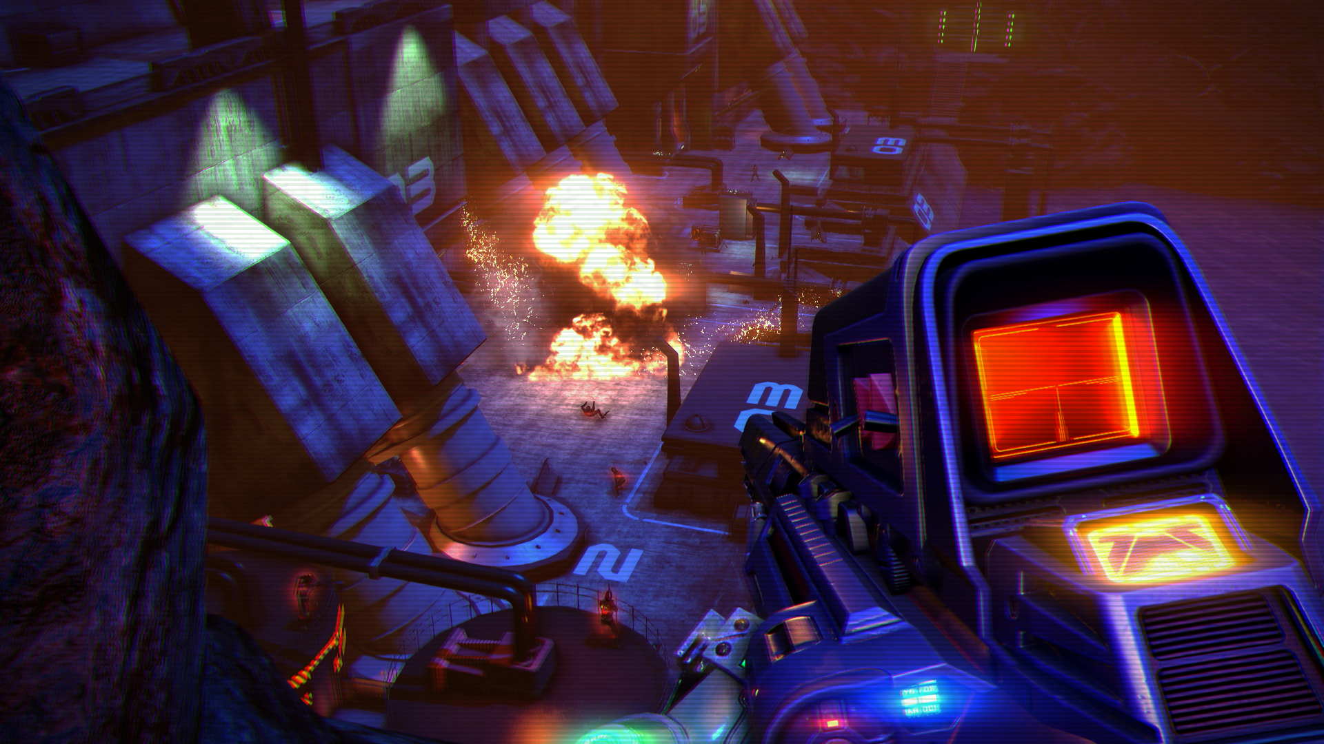 Far Cry 3 Blood Dragon Free On Pc Starting November 9