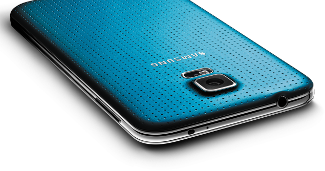 update Galaxy S5 to Android 7 ROM