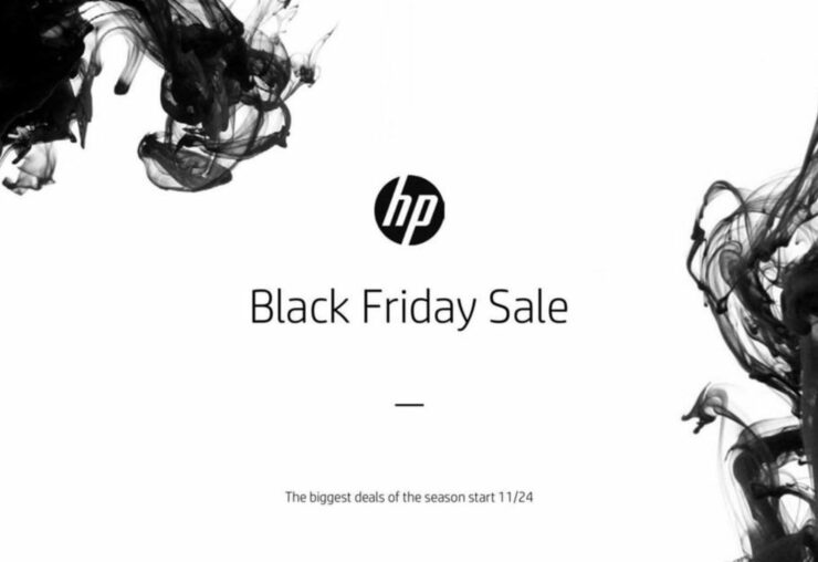 HP Black Friday 2016