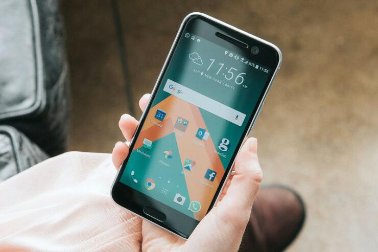 HTC 10 Nougat Update