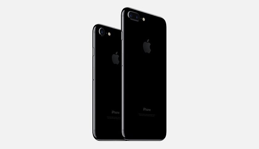 iPhone 7 and iPhone 7 Plus Jet Black