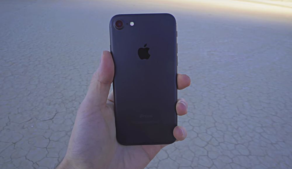 f1154151f This Bumper Case Saved an iPhone 7 From a 500-foot Fall - Video