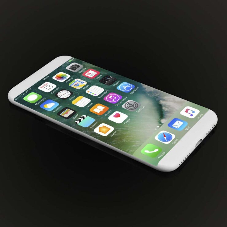 iPhone 5.5-inch OLED panel one model