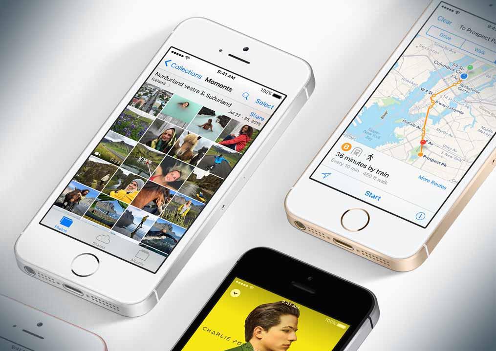 iPhone SE concept iPhone 7 Plus