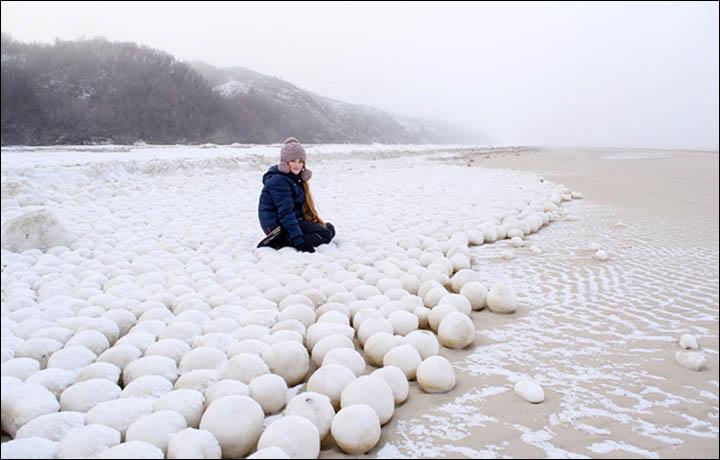 Snowballs in siberia