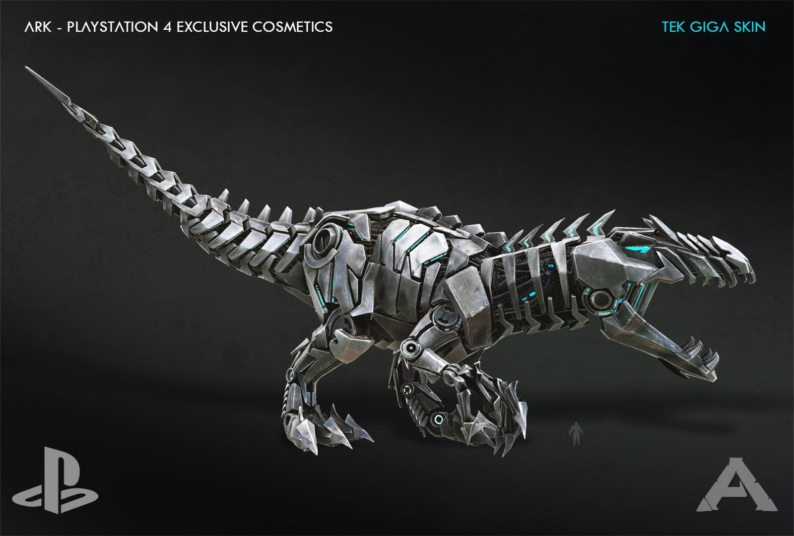 Wildcard: Ark Survival Evolved PS4-Xbox One Cross-Play Would
