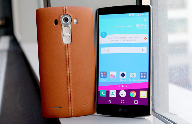 update LG G4 to Android 7.1