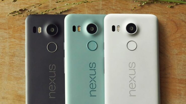 update Nexus 5X to Android 7.1