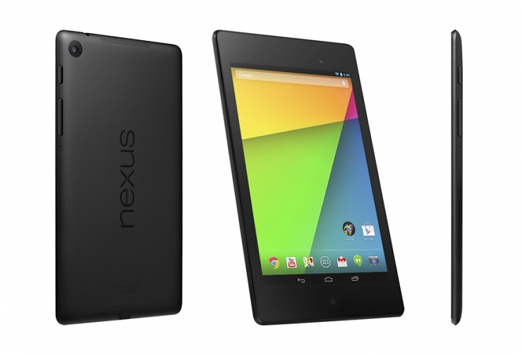 Nexus 7 2013 Официальная прошивка
