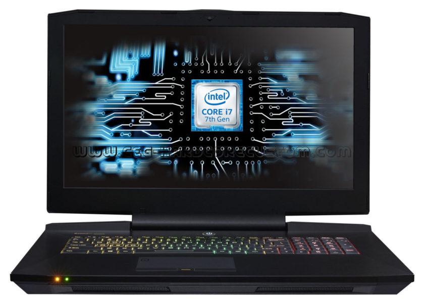 CLEVO P870X Intel Kaby Lake Core i7-7700K
