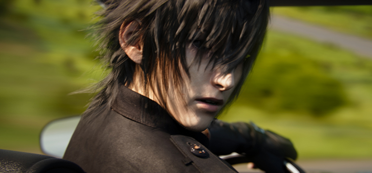 Final Fantasy XV Patch 1.02 Crown update live ps4 xbox one