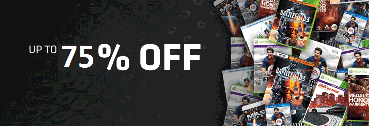 Origin Black Friday Sale