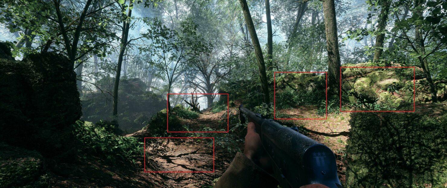 pre-patch Battlefield 1