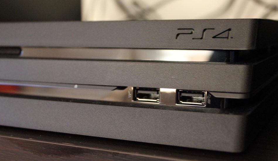 PS4 Pro sales